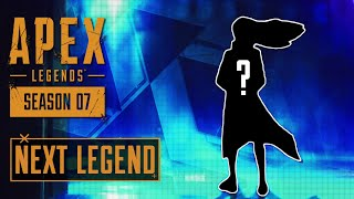 APEX LEGENDS SEASON 7 'VALK' THE NEXT LEGEND ?!?!?