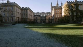 Being a Chorister in the Choir of New College Oxford