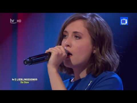 Alice Merton - Hit The Ground Running   LIVE   hr3 Lieblingssongs - die Show