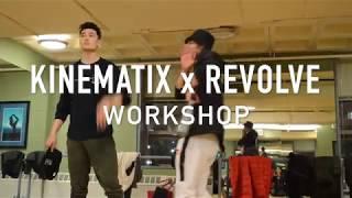 Justin Espaillat & Alanna Sokoloff (Subbed by Ian Lee) - No Stylist | Kinematix x Revolve Workshop