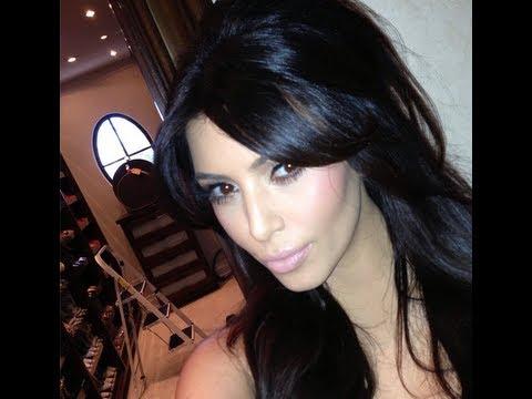 Peinado De Kim Kardashian Estilo Bridget Bardot Youtube