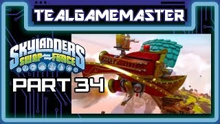Skylanders Swap Force - Part 34: Chapter 14 - Fantasm Forest (2/3)