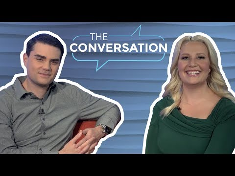 The Conversation Episode 4: Ben Shapiro: Ben Shapiro returns to answer more subscriber questions ...