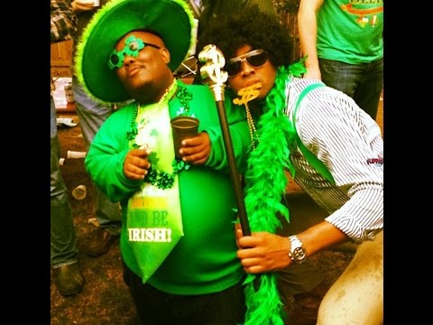Why Are Black People Celebrating And Saying Happy St. Patrick's Day?