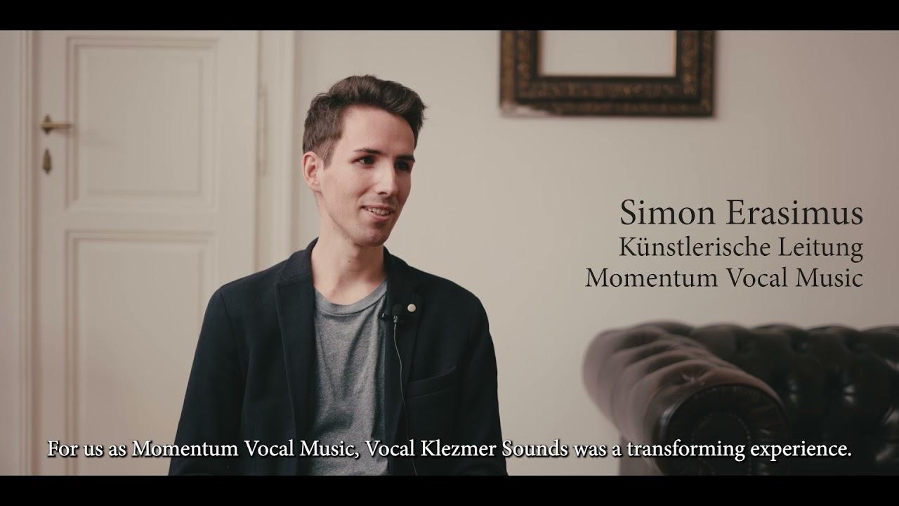 Vocal Klezmer Sounds // Album Trailer 2021