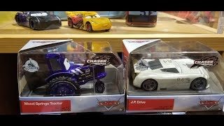 Disney Cars Diecast Search Episode 3! | Apple ICar & Mood Springs Tractor FOUND!
