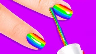 26 NAIL ART IDEAS FOR BRAVE ONES