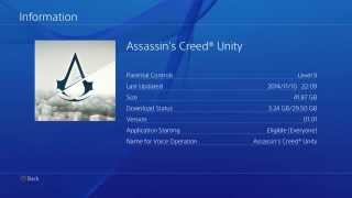 Cannot start the mission? Reality of the digital downloads - Assassin's Creed Unity Gold Edition.