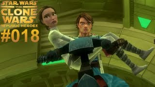 Let's Play Star Wars The Clone Wars Republic Heroes #018 [Together] [Deutsch] [Full-HD]
