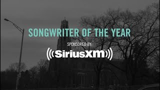 Songwriter of the Year (sponsored by SiriusXM Canada) | 2015 JUNO Awards Nominee Press Conference