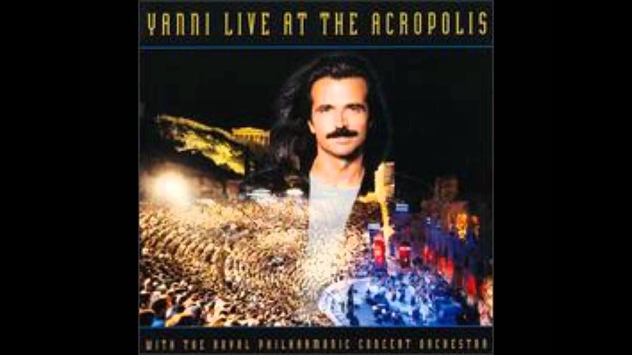 yanni live acropolis