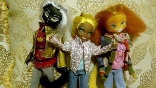 Куклы кошки-модели Catwalk Kitties