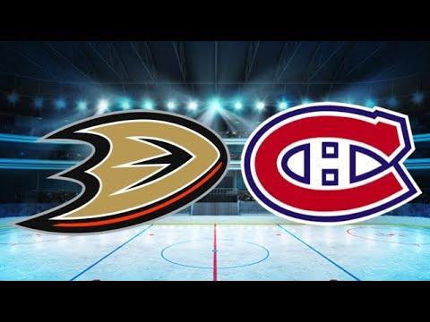 Anaheim Ducks vs Montreal Canadiens (2-5) – Feb. 3, 2018 | Game Highlights | NHL 2018