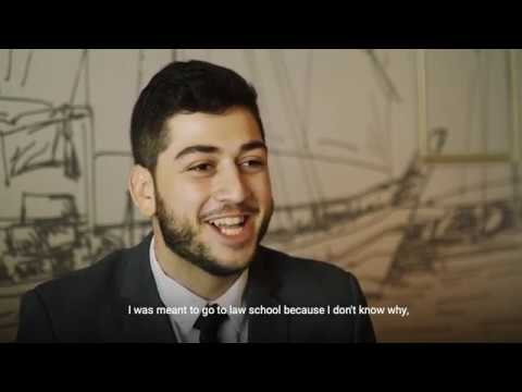 the alumni series - Bassel Al-Attiyat