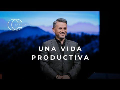 Pastor Cash Luna - Una Vida Productiva   Casa De Dios
