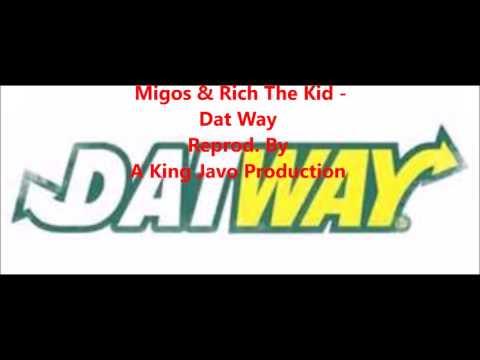 Migos & Rich The Kid - Dat Way (instrumental)