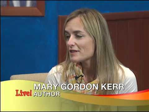 AUTHOR MARY GORDON KERR 11 3 11