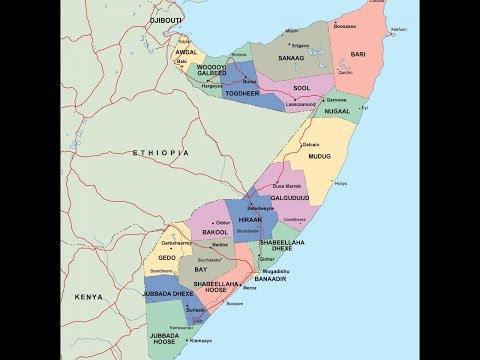 Sababahii Somalia lagu burburiyey