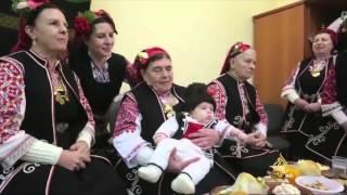 التراث الغنائي الشعبي في بلغاريا