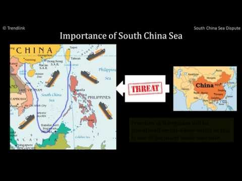 South China Sea Dispute