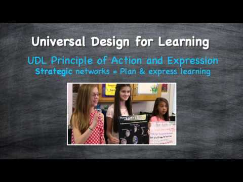 Use UDL In Your Lesson Planning To Enhance Your Teaching