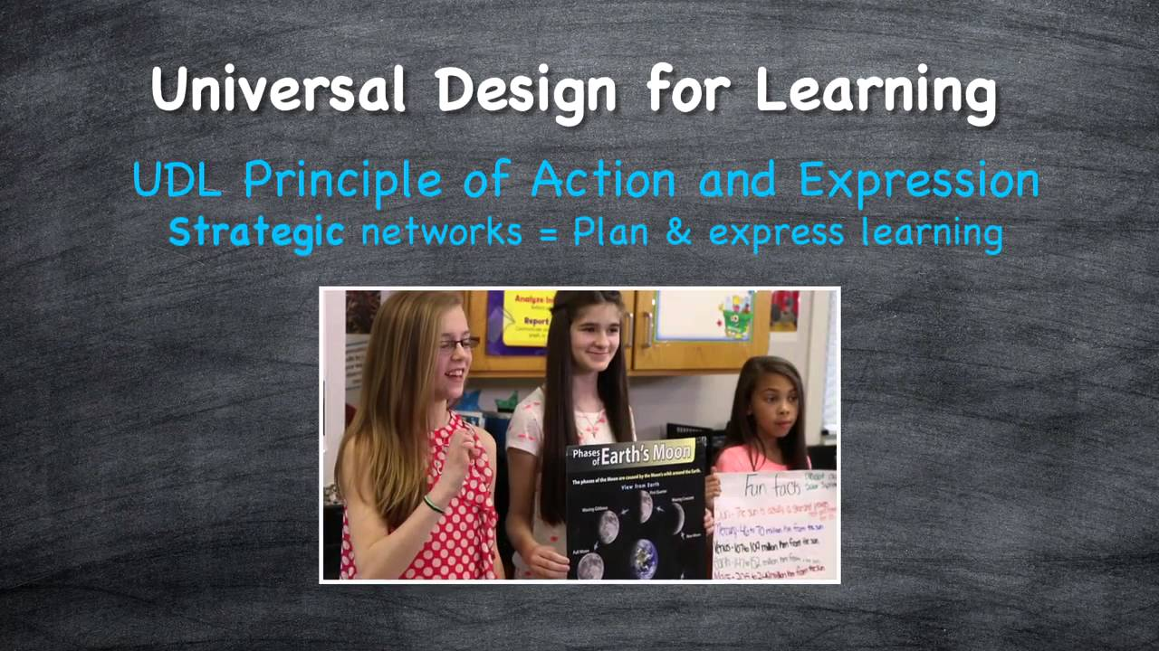 Use Udl In Your Lesson Planning To Enhance Your Teaching Youtube