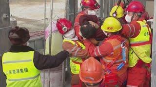 Взрыв на шахте в Китае: спасательная операция продолжается