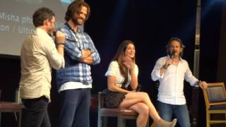 jibcon7 the train story with Jared Gen Richard and Rob part1