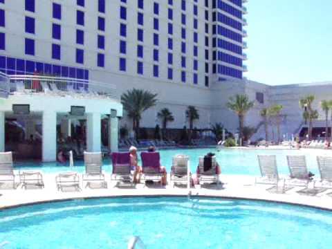 Our Poolside Cabana At Hard Rock Biloxi Youtube