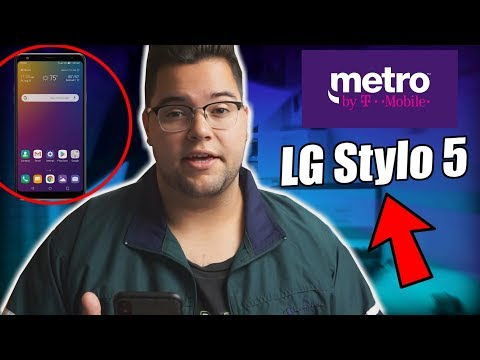 Metro By T-Mobile LG Stylo 5 Official Launch Date/Specs & Price
