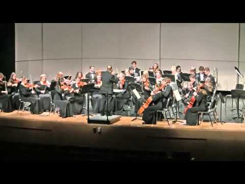 Sycamore High School Symphonic Orchestra 2015-03-16