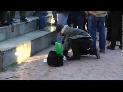 RETRIBUTION @ Nikola Pasic Square, Belgrade