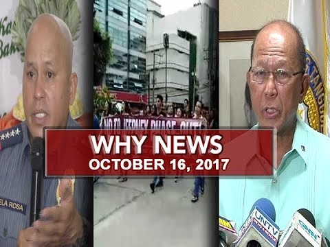 UNTV: Why News (October 16, 2017)