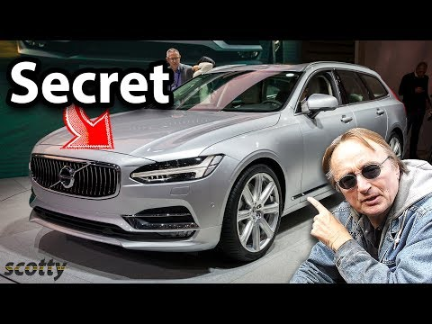 The Secret Volvo