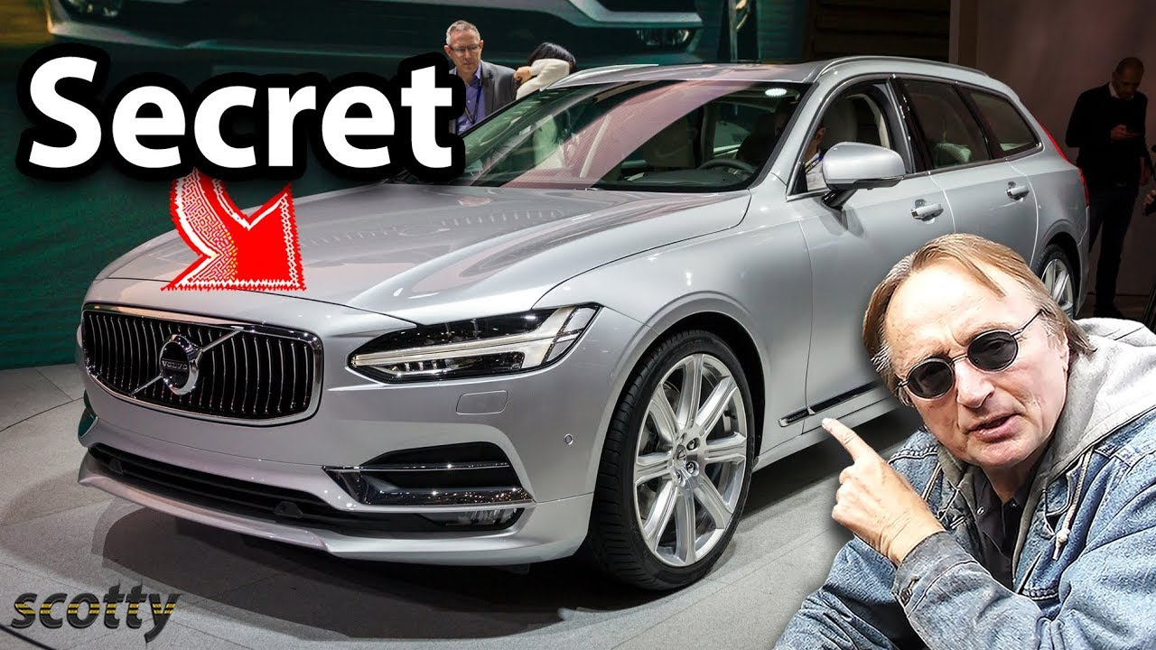 The Secret Volvo Doesn't Want You to Know About Their New Cars