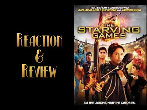 Reaction & Review | The Starving Games