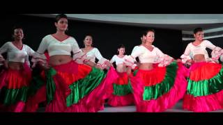 BANJARA SCHOOL OF DANCE - GYPSY FUSION - BEGINNERS (JASHN-E-BANJARA)