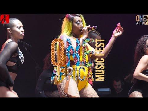 (Victoria Kimani) - @ One Africa Music Fest 2017 @victoriakimani
