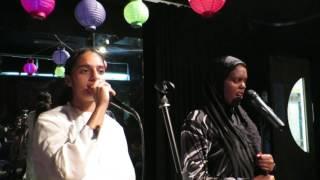 School Show Cabaret | Hafsa and Ariana | Sugar