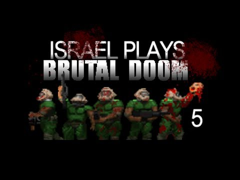 how to play brutal doom on android