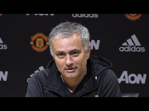 Manchester United 2-0 Chelsea - Jose Mourinho Full Post Match Press Conference