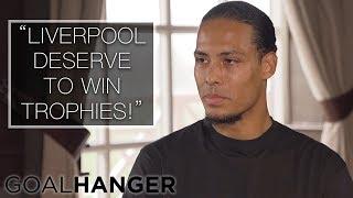 Virgil van Dijk EXTENDED INTERVIEW | The Premier League Show