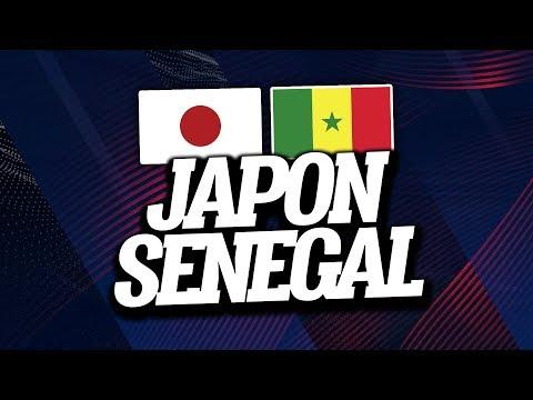 🔴 DIRECT / LIVE : JAPON - SENEGAL // Club House