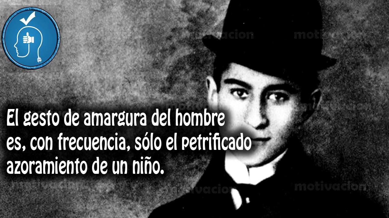 10 Frases Celebres De Franz Kafka