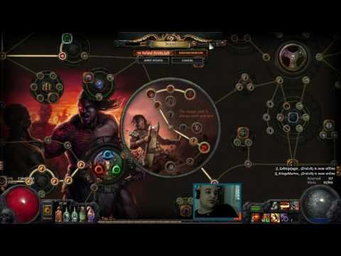 Berserker SUNDER! - Path of Exile