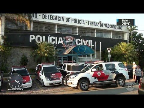 Integrantes de quadrilha especializada em roubar carros são detidos em SP | SBT Notícias (02/06/18)