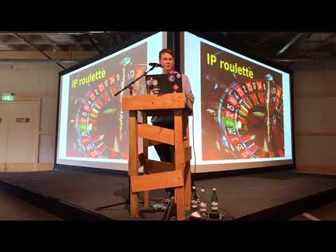 Lightning Talks Day 1 | The Perl Conference in Amsterdam 2017