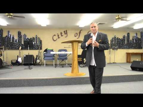 Pastor Larry Harts - Walk With Faith And A Right Heart