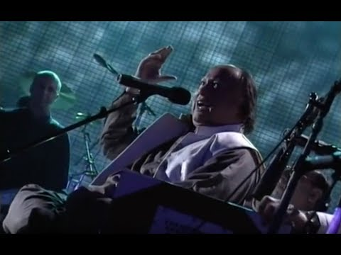 Peter Gabriel - Signal To Noise Live (ft. Nusrat Fateh Ali Khan)