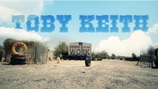 TOBY KEITHS Drinks After Work (Lyric Video) HD YouTube Videos
